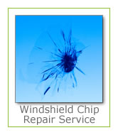 Rock chip repair services