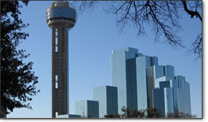 Dallas corporate buildings