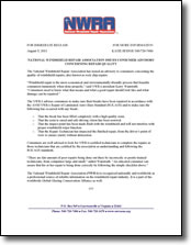 NWRA Quality Guidelines