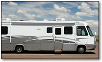 rv windshield repair for motorhomes, buses and campers